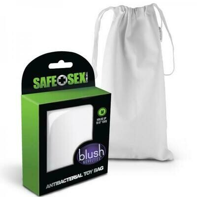 Safe Sex + Antibacterial Toy Bag