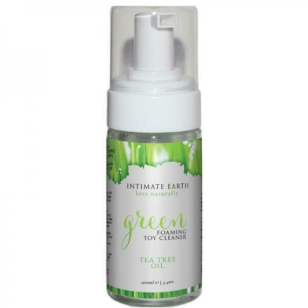 Intimate Earth Green Tea Tree Toy Cleaner