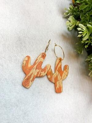 Nessa    Polymer Clay Earrings