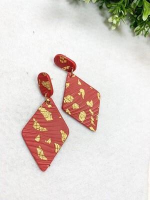 Esme    Polymer Clay Earrings