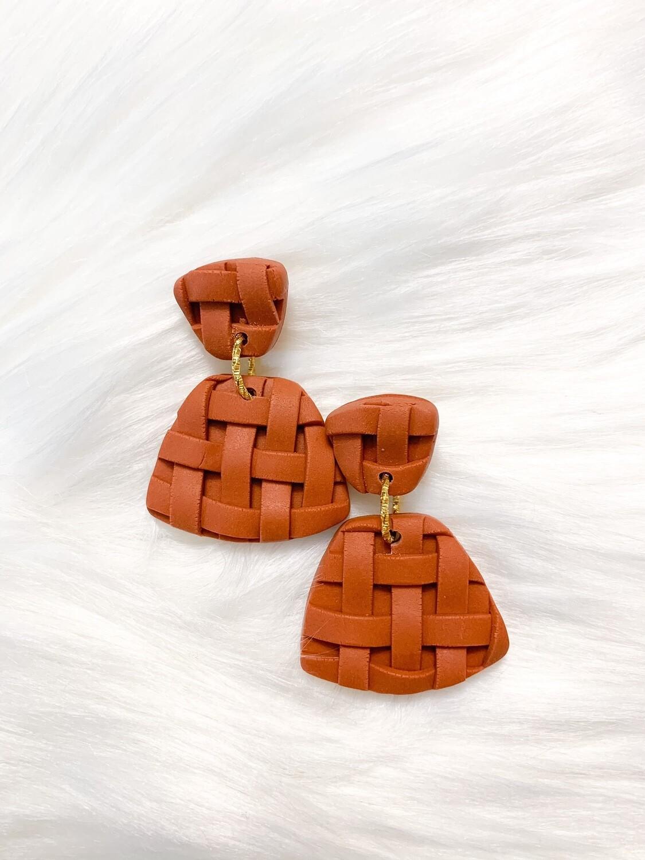 Aali    Polymer Clay Earrings