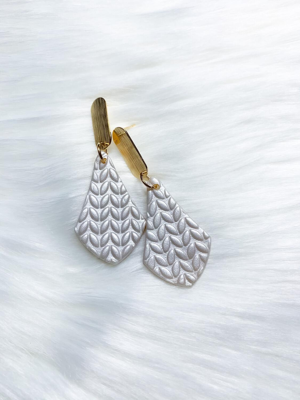 Caro || Polymer Clay Earrings