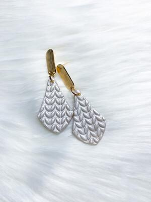 Caro    Polymer Clay Earrings