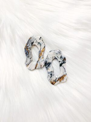 Ike    Polymer Clay Earrings