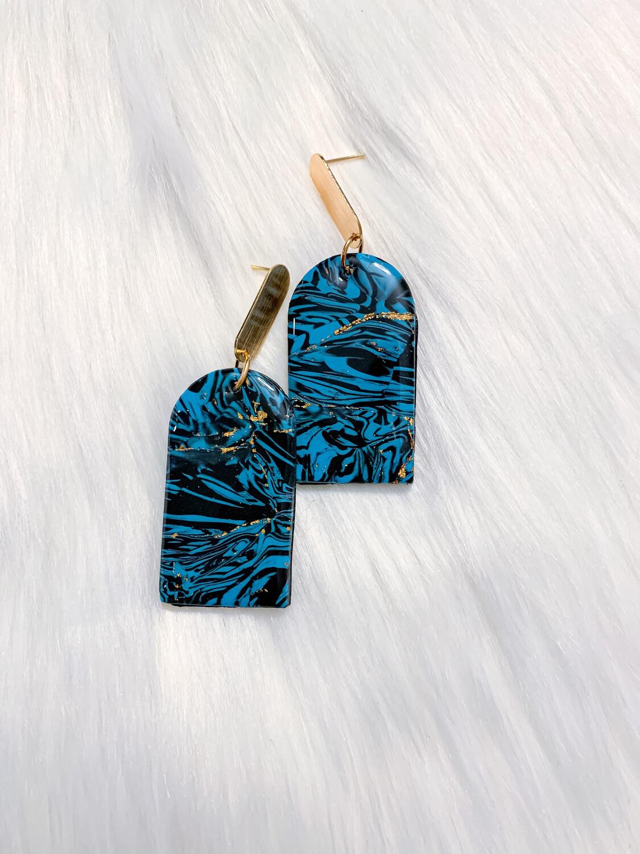Itan || Polymer Clay Earrings