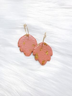 Flora    Polymer Clay Earrings