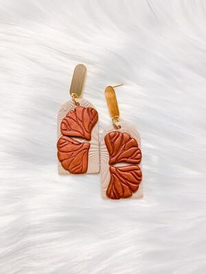 Caitlin    Polymer Clay Earrings