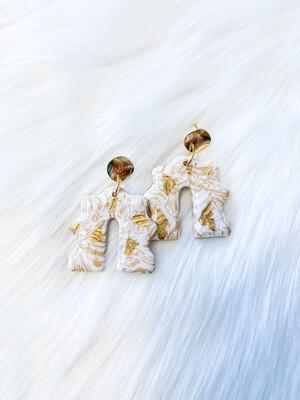 Kie    Polymer Clay Earrings