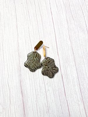 Alisha    Polymer Clay Earrings