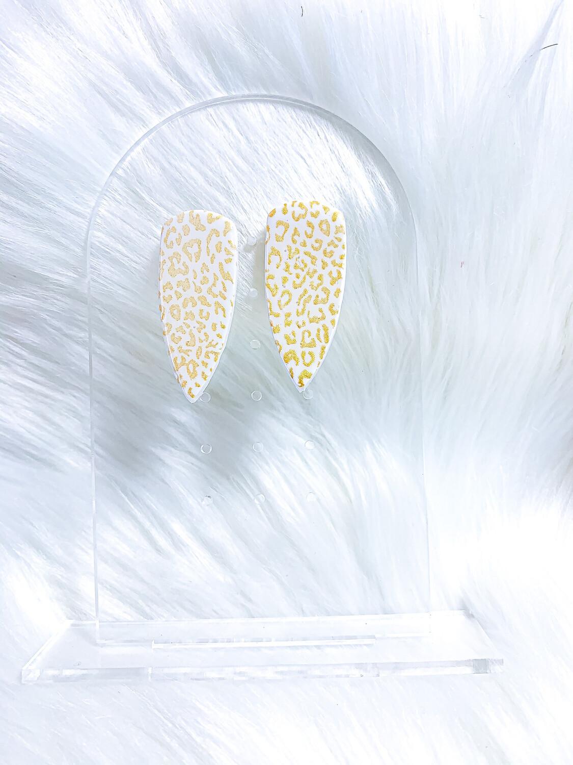 Harper    Polymer Clay Earrings