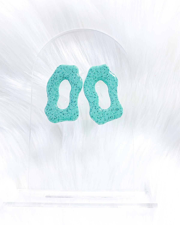 Aria || Polymer Clay Earrings