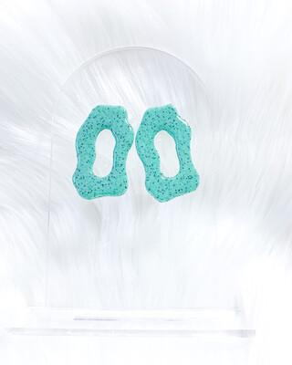 Aria    Polymer Clay Earrings