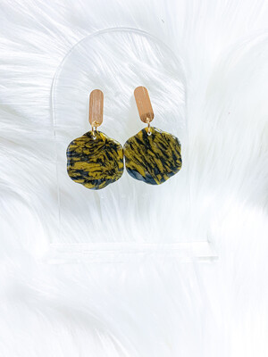 Willow    Polymer Clay Earrings