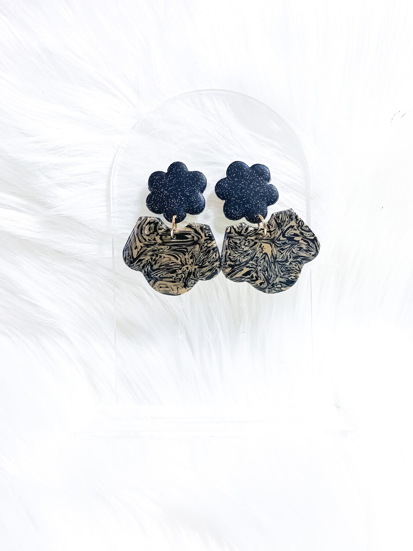 Nova || Polymer Clay Earrings