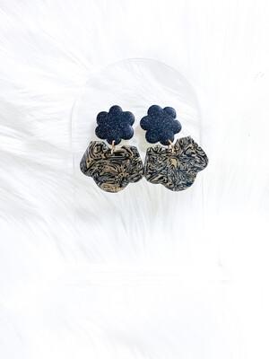 Nova    Polymer Clay Earrings