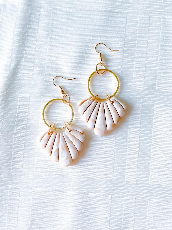 Lamide    Polymer Clay Earrings