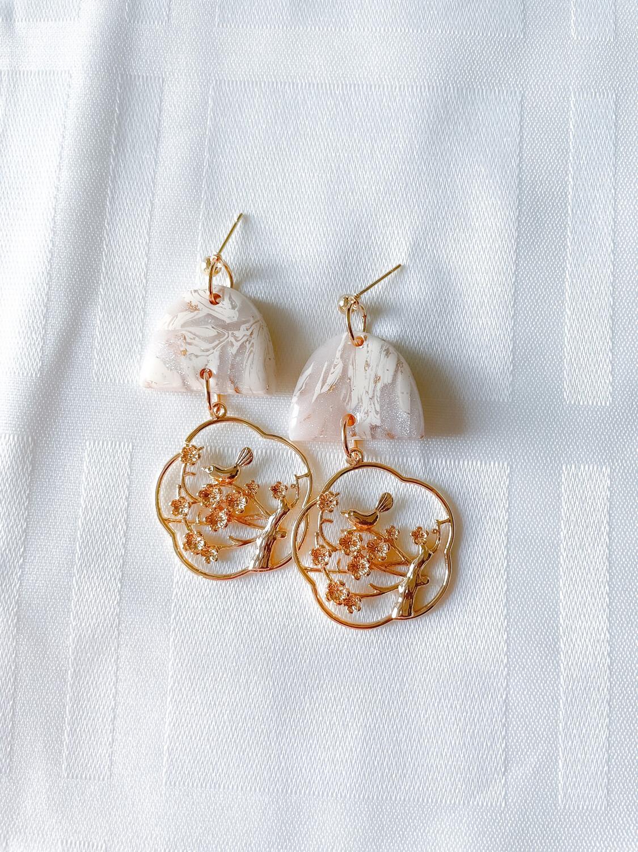 Nici    Polymer Clay Earrings