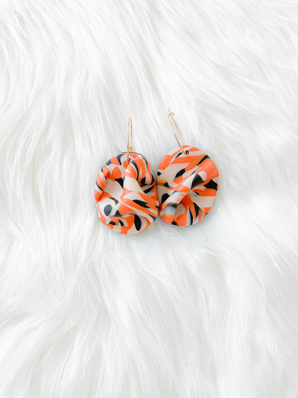 Nini || Polymer Clay Earrings