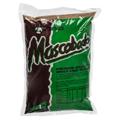 Mascobado Sugar 1kg - Muscovado sugar