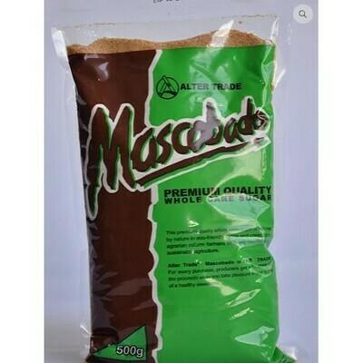 Mascobado Sugar 500 grams - Muscovado sugar