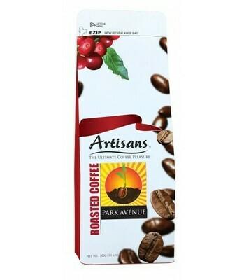 Artisans PARK AVENUE 500 grams - GROUND Coffee