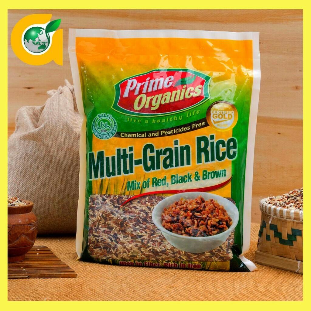 Prime Organics MULTI GRAIN rice 2kg