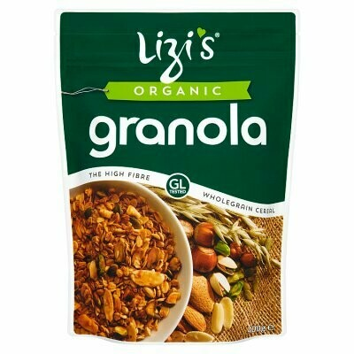 Lizi's Granola Organic Cereal 400g