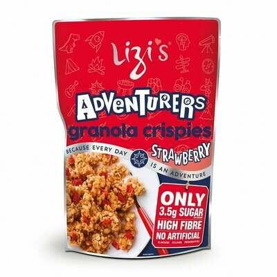Lizi's Granola Adventurers Strawberry Cereal 400g