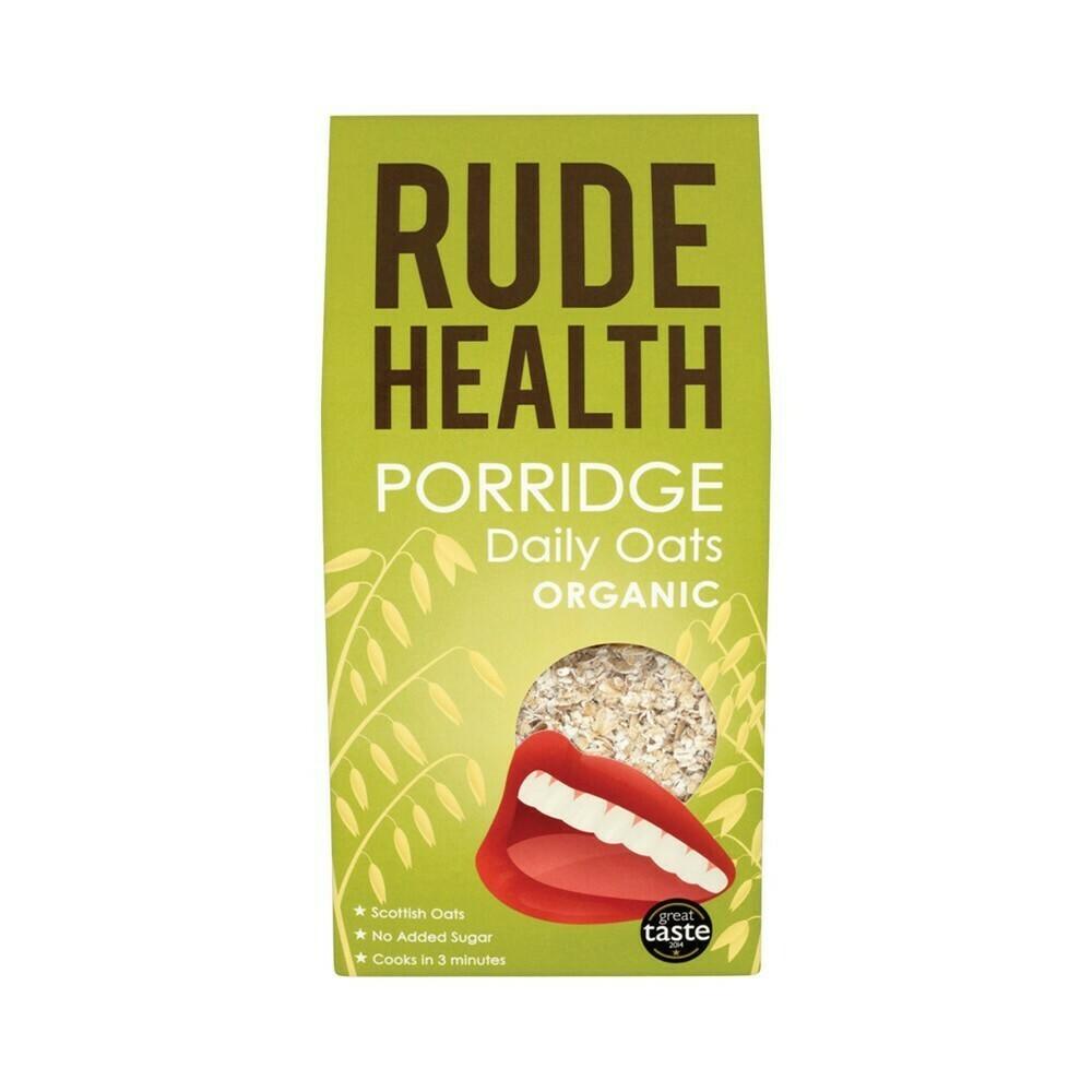 Rude Health Daily Oats Organic 500g