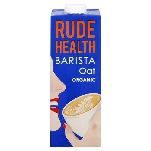 Rude Health Organic BARISTA OAT Milk 1L