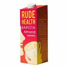Rude Health Organic BARISTA ALMOND Milk 1L