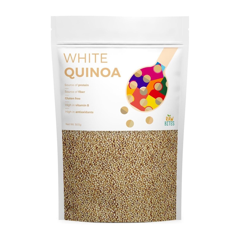 Raw Bites White Quinoa 500g