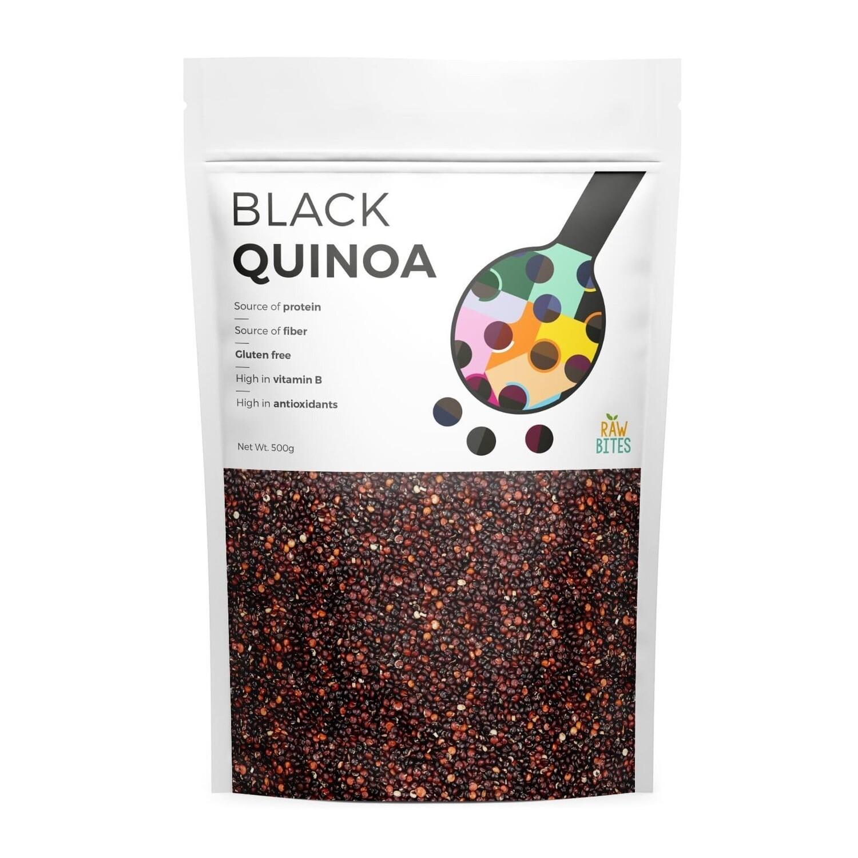 Raw Bites Black Quinoa 500g