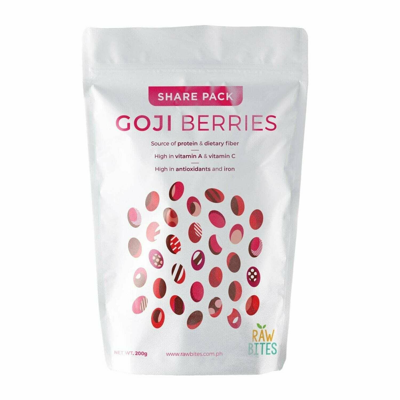 Raw Bites Goji Berries 200g