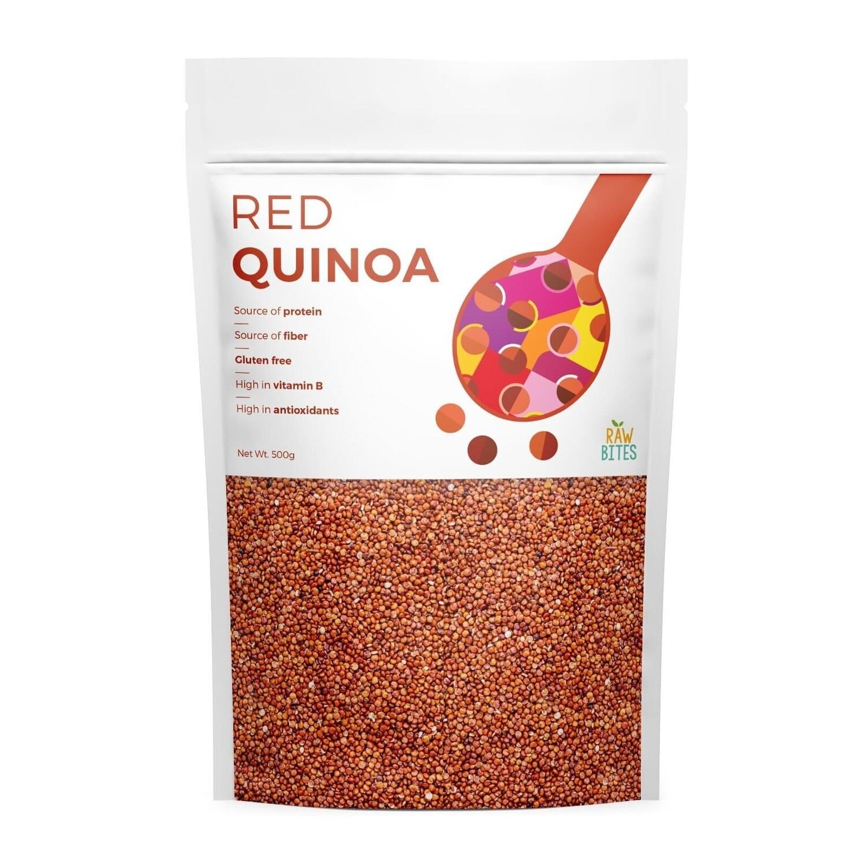 Raw Bites Red Quinoa 500g