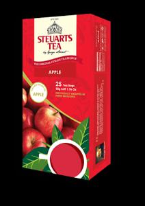 Steuarts APPLE 25 tea bags