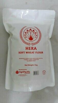 Hera SOFT WHEAT FLOUR 1kg (3rd Class Flour)