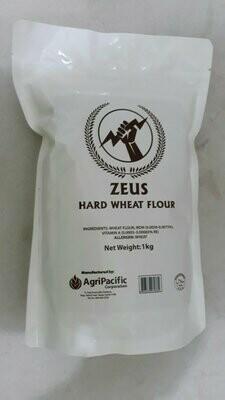Zeus HARD WHEAT FLOUR 1kg (1st Class Flour)
