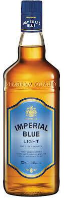 Imperial Blue Whiskey Light 25% 700ml