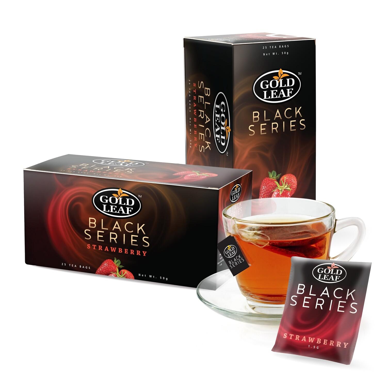 Gold Leaf STRAWBERRY Tea 25's