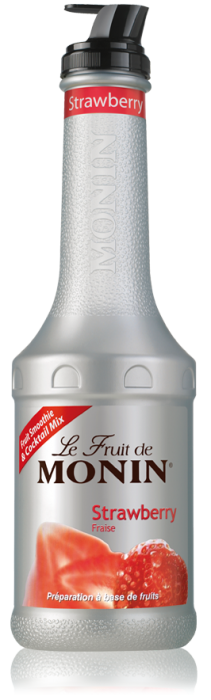Monin Fruit Mix STRAWBERRY 1 Liter