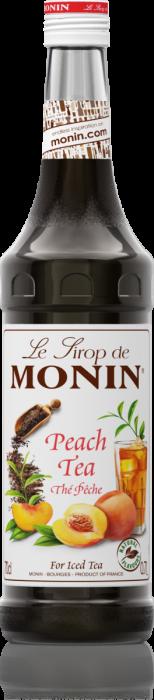 Monin PEACH TEA Syrup 700ml