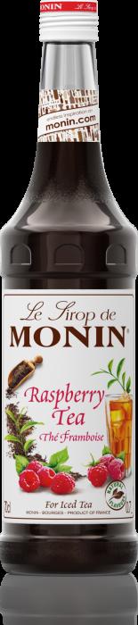Monin RASPBERRY TEA Syrup 700ml
