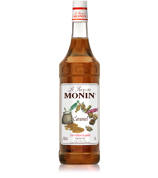 Monin CARAMEL Syrup 1 Liter