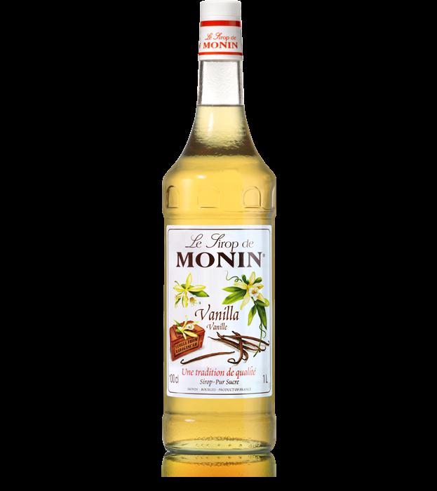 Monin VANILLA Syrup 1 Liter