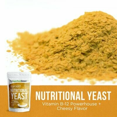 Superfood Nutritional Yeast 100 grams