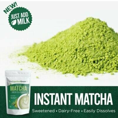 Premium Instant Matcha Tea Drink 100 grams