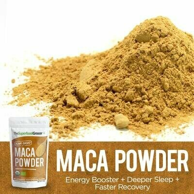 Organic Maca Powder 100 grams
