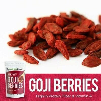 Organic Goji Berries 1/2 lb