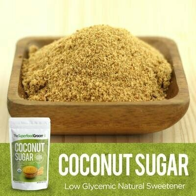 Organic Coconut Sugar 1 lb